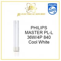 PHILIPS MASTER PL-L 36W/4P 840 Cool White 4000k