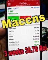 1week 27.59% roi 1week 27.59% roi 1week 27.59% roi  #vipclassmaccns #thesecretoffundmanagerlevel #Maccns��ƱͶ��  #Maccns������ֵ  #maccnsacademy  1week 27.59% roi 1week 27.59% roi 1week 27.59% roi  #vipclassmaccns #thesecretoffundmanagerlevel #Maccns��ƱͶ��  #Maccns������ֵ  #maccnsacademy  �������ǹ�Ʊ�γ�