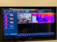 Body Temperature Detector Thermal camera