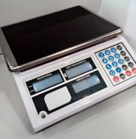 ELECTRONIC WEIGHING PRICE COMPUTING SCALE 30KG / 25 KG (8019)