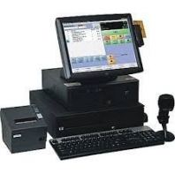 TOUCHSCREEN F&B POS SYSTEM FULL PACKAGE