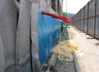 Waterproofing with Drainage Composite
