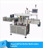 Square & Flat Multi-sides Labeler