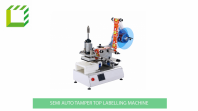 Semi automatic Tamper Top Labelling Machine (China)