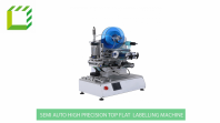 Semi Automatic High Precision Top Flat  Labelling Machine (China)