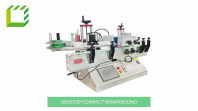 Desktop Compact Wraparound Labelling Machine (China)