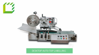 Desktop Auto Top Labelling Machine (Taiwan)