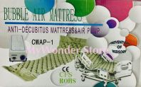 Bubble Air Mattress (Anti-Decubitus Mattress & Pump)