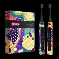 Findme - Illustrator Electric Toothbrush