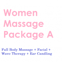 Women Massage Package A