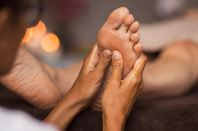 Sabahan Foot Massage