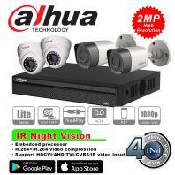 CCTV 4 Channel System