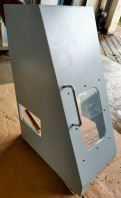 Customized machine safety cover