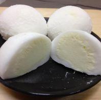 FM0031 Mochi Ice Cream Vanilla (HALAL) 日式雪糕麻籽 -香草
