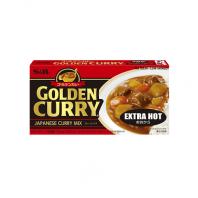 XK175 Extra Hot S&B Golden Curry Mix 220GM (JAPAN)