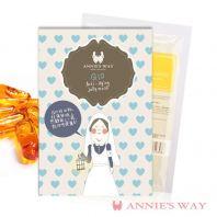 Annie's Way Q10 + Peony Anti-Aging Jelly Mask 40ml