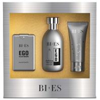 BI-ES EGO Platinium Fragrance Gift Set