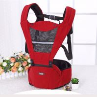 Baby Hipseat Safety and Breathable Baby Carrier
