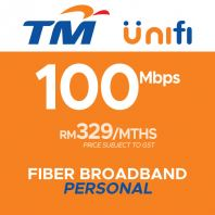 UniFi Pro 100Mbps Personal