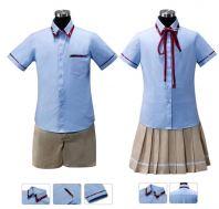 International & Private School Uniform - Concept 5