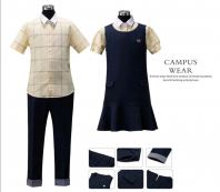 International & Private School Uniform - Concept 4