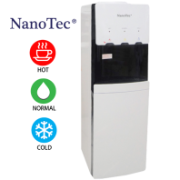 NanoTec Water Dispenser Bottle Type ( Hot , Normal Cold ) - 688-22B