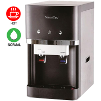 NanoTec Water Dispenser 300HN Counter Top/ Table Top (Hot, Normal)