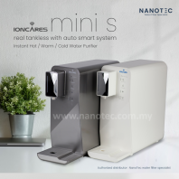 Ioncares Real Tankless Instant Water Purifier Mini S