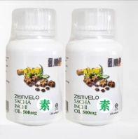 ZEMVELO Sacha Inchi Oil in Plant Softgel - RM 210 (BUY 1 FREE 1)