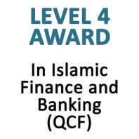 In Islamic Finance and Banking (QCF)