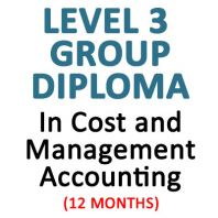 In Cost and Management Accounting