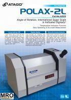 ATAGO Polarimeter POLAX-2L