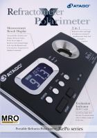 ATAGO Refracto-Polarimeter