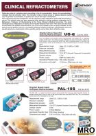 ATAGO Urine Refractormeter - Clinical