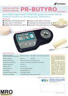 ATAGO Digital Refractometer - Butyro