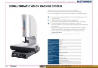 Semiautomatic Vision Machine System