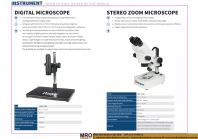 Digital Microscope & Stereo Zoom Miscroscope