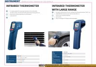 Infrared Thermometer & Infrared Thermometer With Large Range