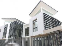 Aluminium Tapered Box Louvres