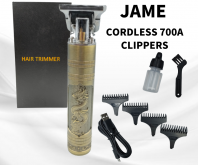 JAME PROFESSIONAL CORDLESS HAIR CLIPPER
