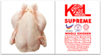 Chicken Super (no head & feet, no liver & gizzard)/ȫ��(û��ͷ&��, û�м���&����)/Ayam Bersih (tak ada kepala & kaki, tak ada hati & pedal)