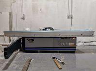 V'SA S320F Sliding Table Saw