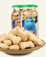 Taiwan Hemali Bone Shape Biscuits