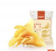 Egg Yolk Suck Potato Chips
