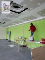 Plaster Ceiling Work.