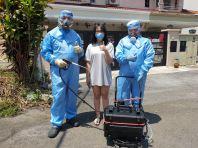 Covid-19 Disinfection Service