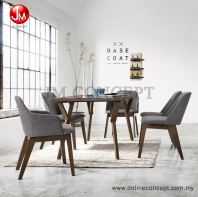 JM Concept Blankety UF2020 Dining Set (1+6)