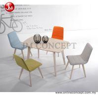 JM Concept Coral UF2003-S Dining Set (1+4)
