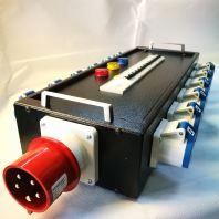 12 Ways Power DB Turtle With Voltage Display Indicators Lamp