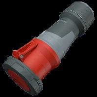 Mennekes Connector PowerTOP® Xtra 14225, 125A5P Female